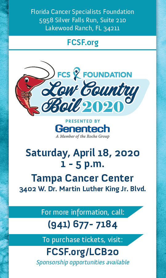 FCSF Low Country Boil 2020