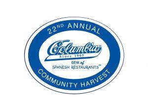 Columbia Community Harvest logo