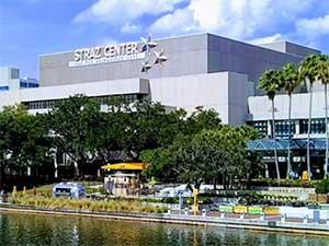 The Straz Center - Tampa
