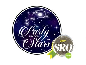 Party Under the Stars logo
