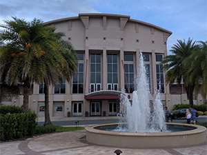 Curtis M. Phillips Center for the Performing Arts