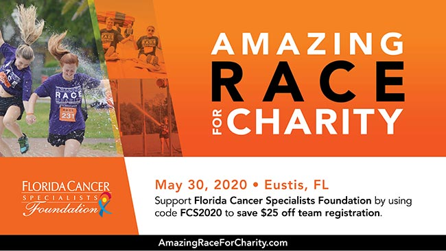 Amazing Race For Charity postponed