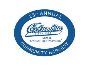 Columbia Community Harvest 2020