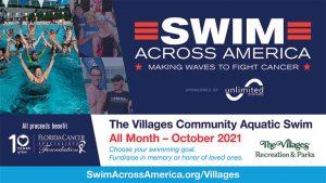Swim Across America 2021